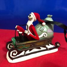 nightmare before christmas coffin sleigh