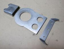 Mopar aluminum dragster, cackle car pinion support