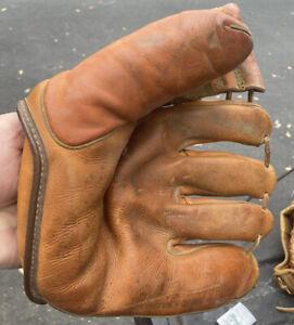 "Vintage Roberto ""Bob"" Clemente J C Higgins Baseball Glove"
