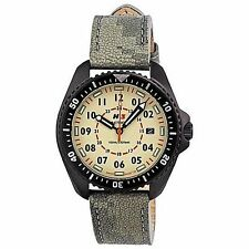 H3 TACTICAL FIELD OPS CAMO STRAP WATCH H3.202351.09 NEW IN BOX INTERNAT. SHIP.