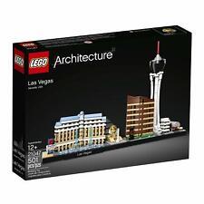 LEGO Architecture Las Vegas Building Kit (21047, 501 Pieces)