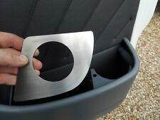 FIAT DUCATO CAMPER MOTORHOME upto 2006 - NEW STAINLESS STEEL DOOR CUP HOLDER