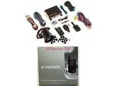 PYTHON 5305P 2 WAY LCD VEHICLE CAR ALARM KEYLESS ENTRY REMOTE START SYSTEM NEW