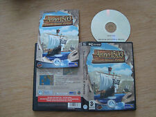 ANNO 1503 TREASURES,MONSTERS & PIRATES PC CD