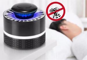 USB-Powered Photo Catalytic Mosquito Killer UV Light Fan Trap Lamp (MT135)