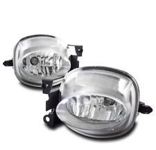 BUMPER CHROME DRIVING FOG LIGHT LAMP CLEAR W/BULB FOR 2007 2008 2009 ES350