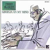 Georgia on My Mind by Jimmy McGriff (CD, 1989)