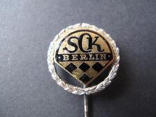 Anstecknadel Silberne Ehrennadel SCK Berlin Schach