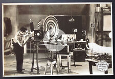 TELEVISION Invention MAGIE MODERNE Projection BUCHOWETZKI Film Cinéma Photo 1931