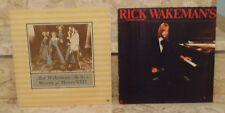 Rick Wakeman LP Sammlung / 2 LP's