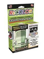Rust-Oleum ReCOLOR Wipe New Clear Coating & Sealant As Seen On Tv +Bonus Starter