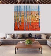 """original Art Painting canvas jane crawford Australia 36"""" x 36"""" COA aboriginal"""