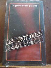 Les érotiques de Gérard de Villiers: la galaxie des plaisirs / Vauvenargues