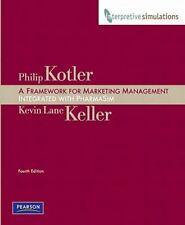 Framework for Marketing Management: Integrated PharmaSim Simulation Experience