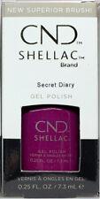 CND Shellac Gel Polish Secret Diary - 0.5 oz - C00088