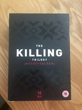 Killing the Trilogy, DVD box set (Forbrydelsen) VGC Nordic Noir