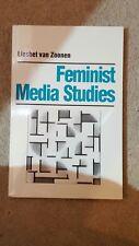 Feminist Media Studies Liesbet Van Zoonen gender women sociology book university