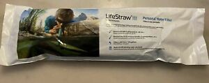 LifeStraw Portable Personal Emergency Water Filter Purifier NEW Sealed Free Ship