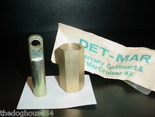 DETMAR Mercury Outboard Steering Cable COUPLER & ROD to tube&stud Mercruiser I/O