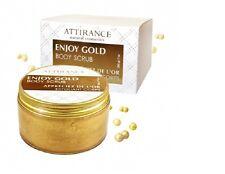 Enjoy Gold Körperpeeling Zuckerscrub Caviar Traubenöl Jojobaöl 200g(100g/12,48€)