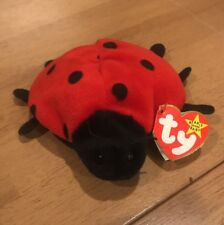 Ty Beanie Baby Lucky 5/1/95 Retired W/ Errors Mint Condition!!