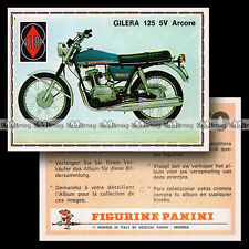 #pnsm75.060 ★ GILERA 125 5V ARCORE ★ Panini Super Moto 75