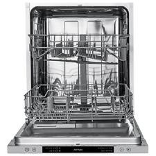 Artusi 60cm Fully Integrated Dishwasher  Model: ADWFI600  RRP $899.00