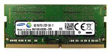Samsung Sodimm 4GB DDR4 2133MHz PC4-17000 1.2V 260 Pin Módulo de memoria portátil ram