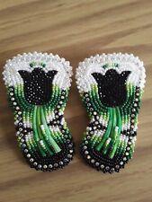 Native American Beaded Pow Wow Earrings