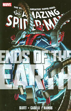 SPIDER-MAN: ENDS OF THE EARTH TPB Amazing Marvel Comics #682-687 Avenging #8 TP