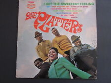 """Platters """"I Get The Sweetest Feeling"""" 1968 Musicor white label promo #MS3171 EX-"""