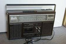 GRUNDIG Radiorecorder RR 800 sehr guter Klang und Empfang !