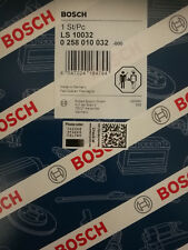 Original Bosch Lambdasonde 0258010032 AUDI SEAT SKODA VW NEU + OVP