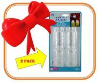 8 Pack Plastic Mason Jar Shot Glasses Set ~ 2 Oz, Novelty, Great Gift Idea ~ HOT