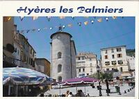 BF12703 hyeres les palmiers  france front/back image