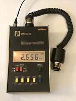 Photodyne 88XLC Radiometer/Photometer w/ Mod 150 Probe 400-1100nm, case, charger