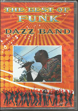 Bobby Harris DAZZ BAND Best of Funk RARE LIVE TRX 2003 DVD 2004 SEALED VIDEO