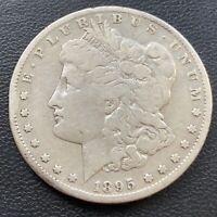 1895 S Morgan Dollar $1 Circulated #28776