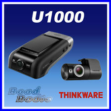 Thinkware U1000 4K Front and 2K Rear Dash Cam with Genuine 64GB Micro SD Card