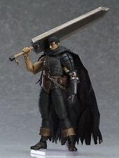 Max Factory figma Berserk Guts Black Swordsman Ver Repaint Edition Action Figure