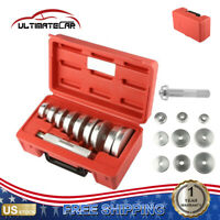 New 10Pcs Bearing Race And Seal Driver Set Aluminium Auto Car Tool Set