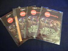 Novelty Gag Gifts Teenage Mutant Ninja Turtles Set of 4 Masks Birthday Cosplay