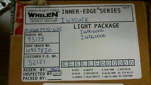 Whelen 2013 Dodge ChargerDUO XLP Front Inner edge Model# IW35UFX