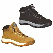 Portwest Steelite Ankle Mid Cut Leather Nubuck Safety Work Boot Toecap 5-13 FW31