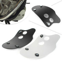 Motorcycle Steel Engine Guard Cover Skid Plate For Yamaha SR500/400 All Year
