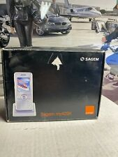 sagem my429X Phone Old Stock Rare collectors Mobile Phone GSM