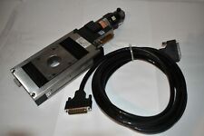 Newport Utm50cc1hl Motorized Linear Translation Stage Esp With Cable Dl33