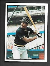 BARRY BONDS  RARE 1987 ACTION ALLSTARS ROOKIE #6   FREE COMBINED S/H