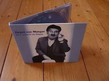Jurgen Von Manger - Dat Is Vielleicht Ein Dingen...ROOF RECORDS CD 2001