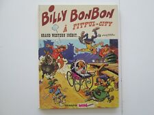 BILLY BONBON T1 EO1973 BE/TBE A FITFUL CITY EDITION ORIGINALE